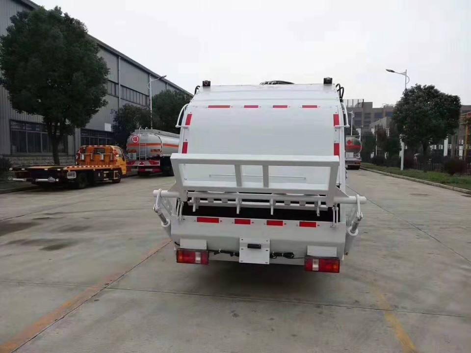 压缩垃圾车配置
